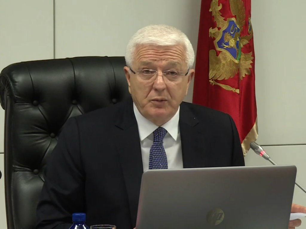 Vlada Crne Gore priprema treći paket mera