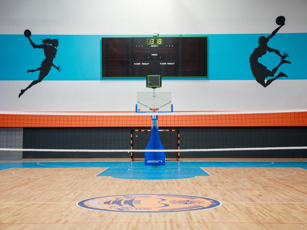 Sportska dvorana Arena u Gradišci