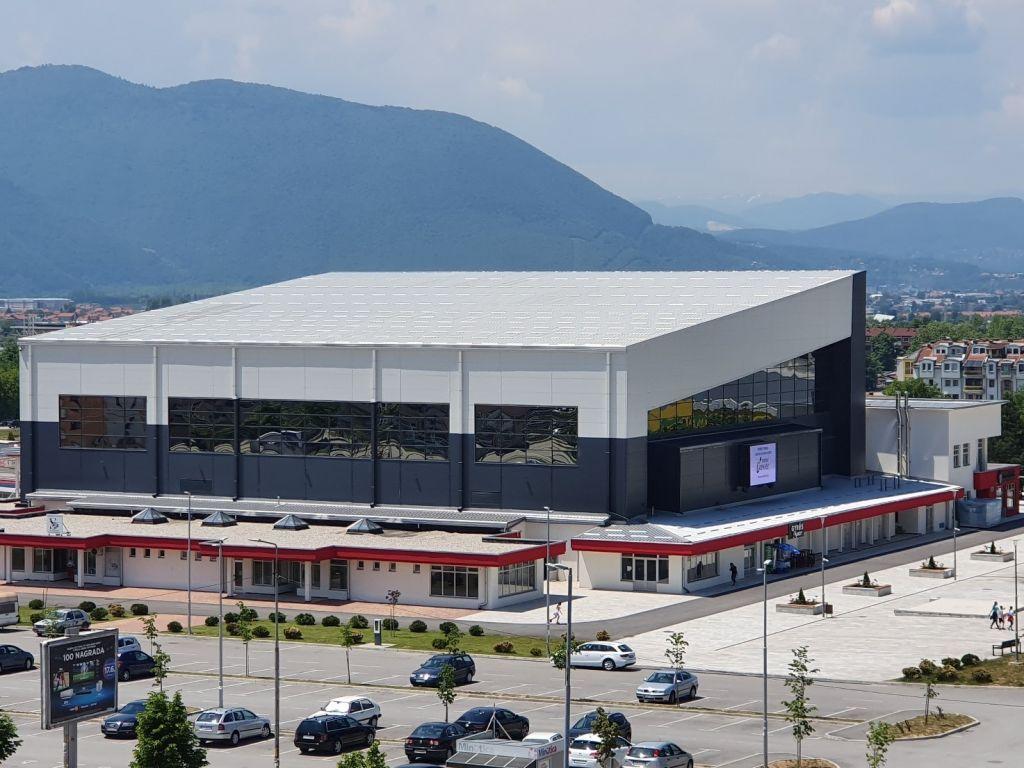 Otvorena sportska dvorana u Istočnom Novom Sarajevu