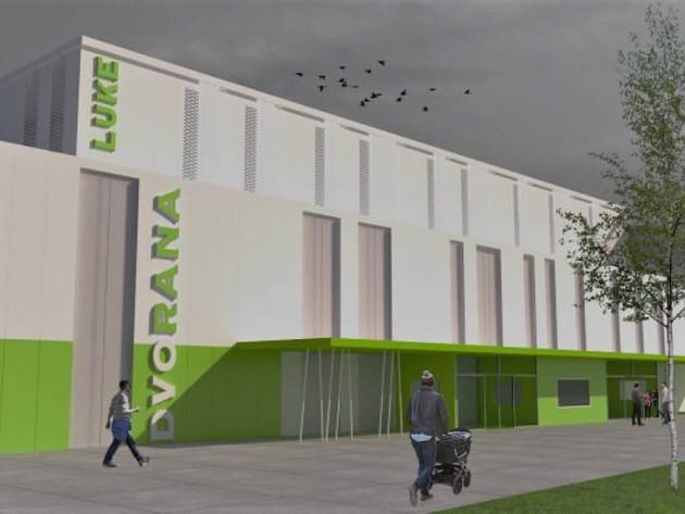 Kreće rekonstrukcija i dogradnja sportske dvorane Luke u Bihaću - Konzorcijum D-L izvodi radove vrijedne 2,2 mil KM