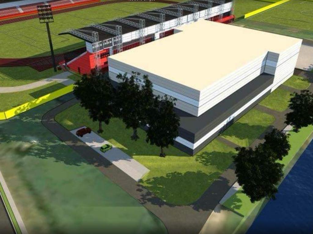 Objavljen tender za rekonstrukciju i proširenje sportske dvorane u Bihaću - Investicija vrijedna 2,4 mil KM