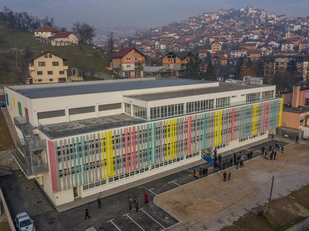 Otvorena sportska dvorana u Boljakovom Potoku, uloženo 6,5 mil KM