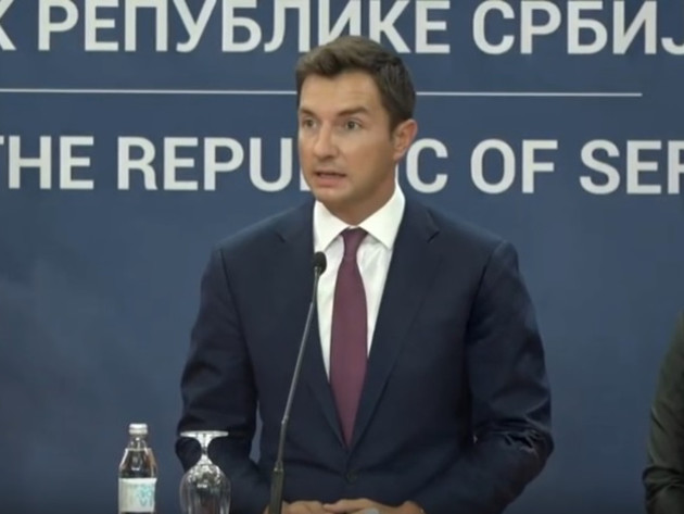 Džon Jovanović, direktor kancelarije DFC-a u Beogradu - biografija