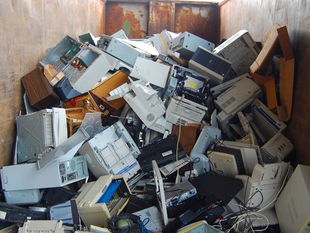 Rekordna količina elektronskog otpada u svetu - Gubitak u neupotrebljenim materijalima 57 mlrd USD