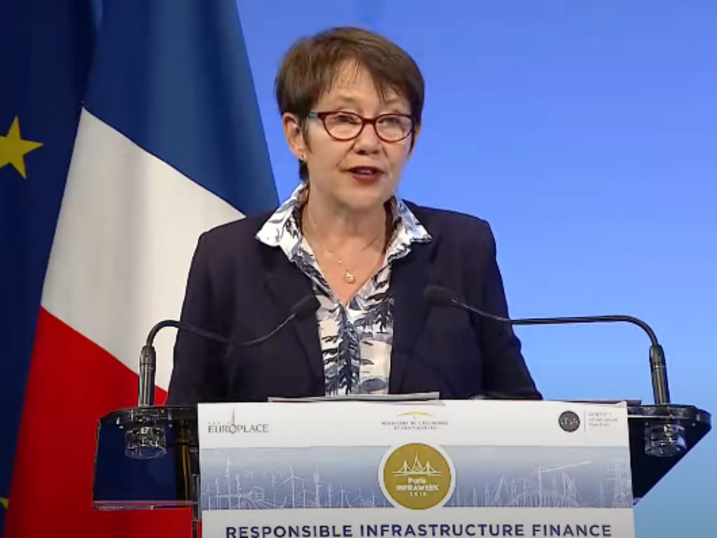 Francuskinja Odil Reno-Baso nova direktorka EBRD, prva žena na toj funkciji