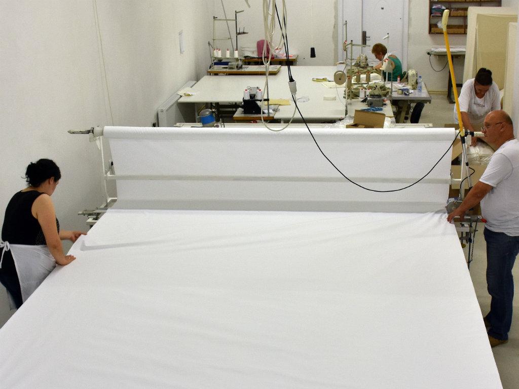 Zbog dobre vune kompanija Ecovolve preselila proizvodnju jastuka i jorgana iz Francuske u Srbiju - Veliki planovi za budućnost