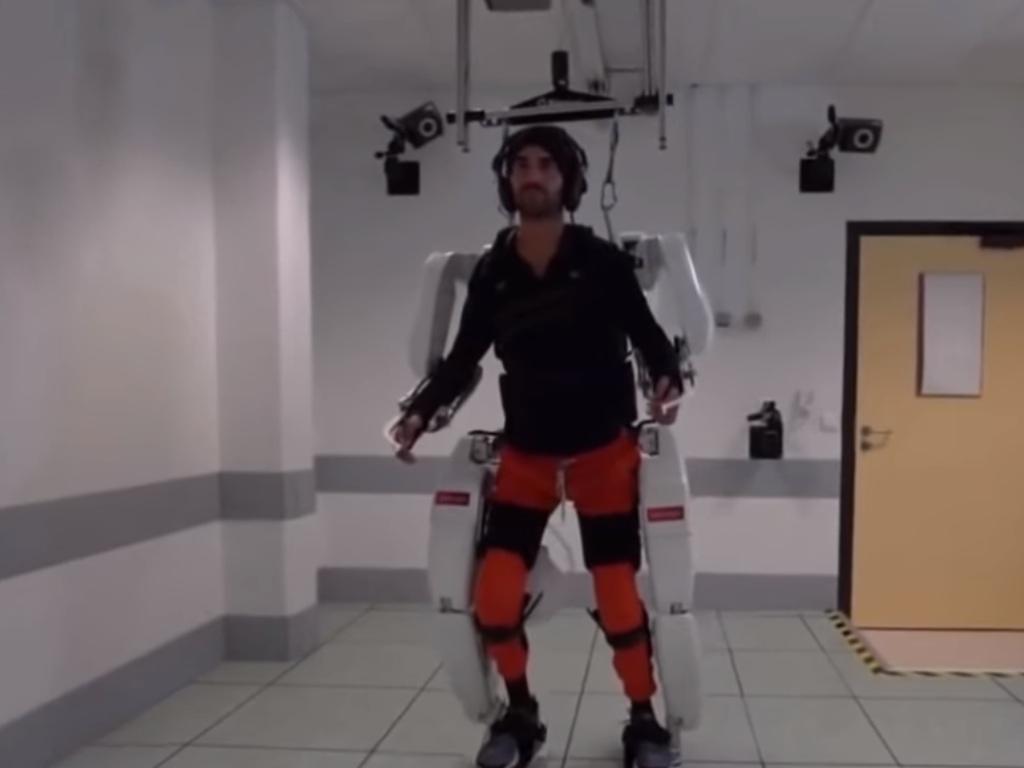 Tehnologija kontrolisana umom omogućila kvadriplegičaru da prohoda (VIDEO)