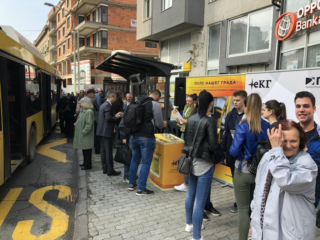 Naplata vožnje po ugledu na BusPlus i u Kragujevcu - Sistem eKG, vremenske karte i nove cene za 1. maj