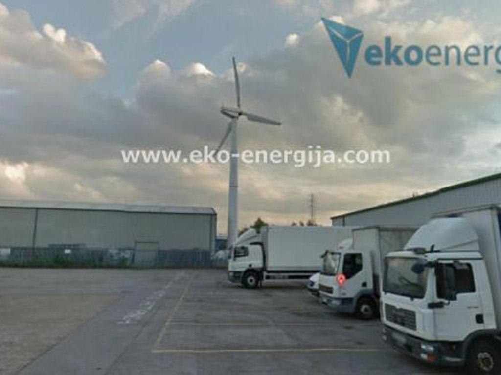 """Struja od vjetra u industrijskoj zoni - Banjolučka kompanija """"Eko Energija"""" instalirala dvije turbine u Engleskoj"""