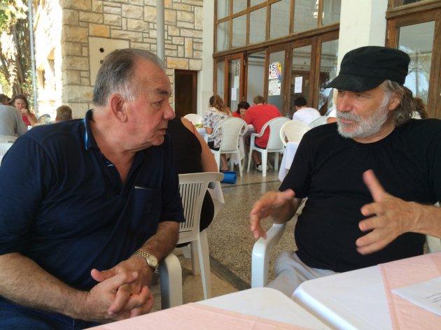 Sa Radetom Šerbedžijom