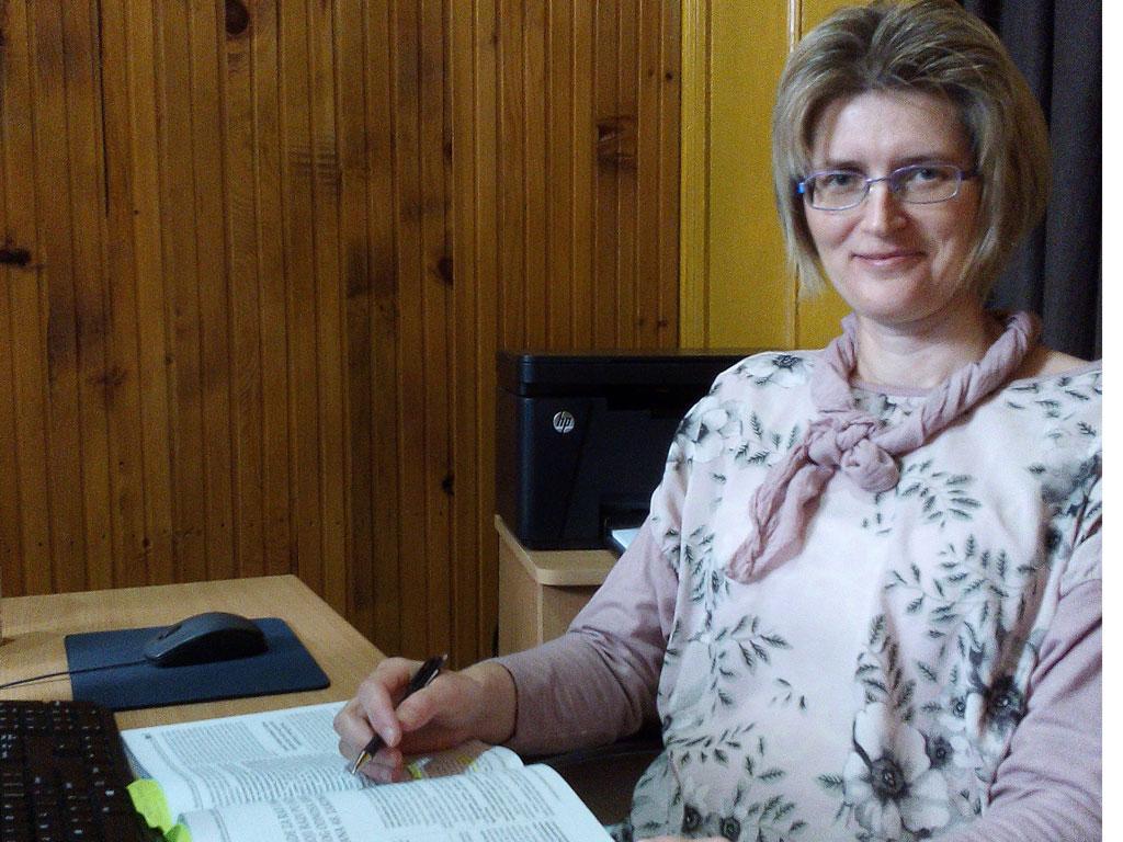 Eleonora Detki, vlasnica agencije za računovodstvo i konsultantske usluge Elde Senta - Pronašla sam radost u poslu