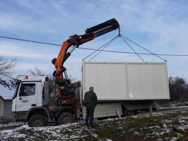 Elixir Grupa donirala 30.000 EUR za kupovinu kontejnera za oštećene od zemljotresa u Hrvatskoj