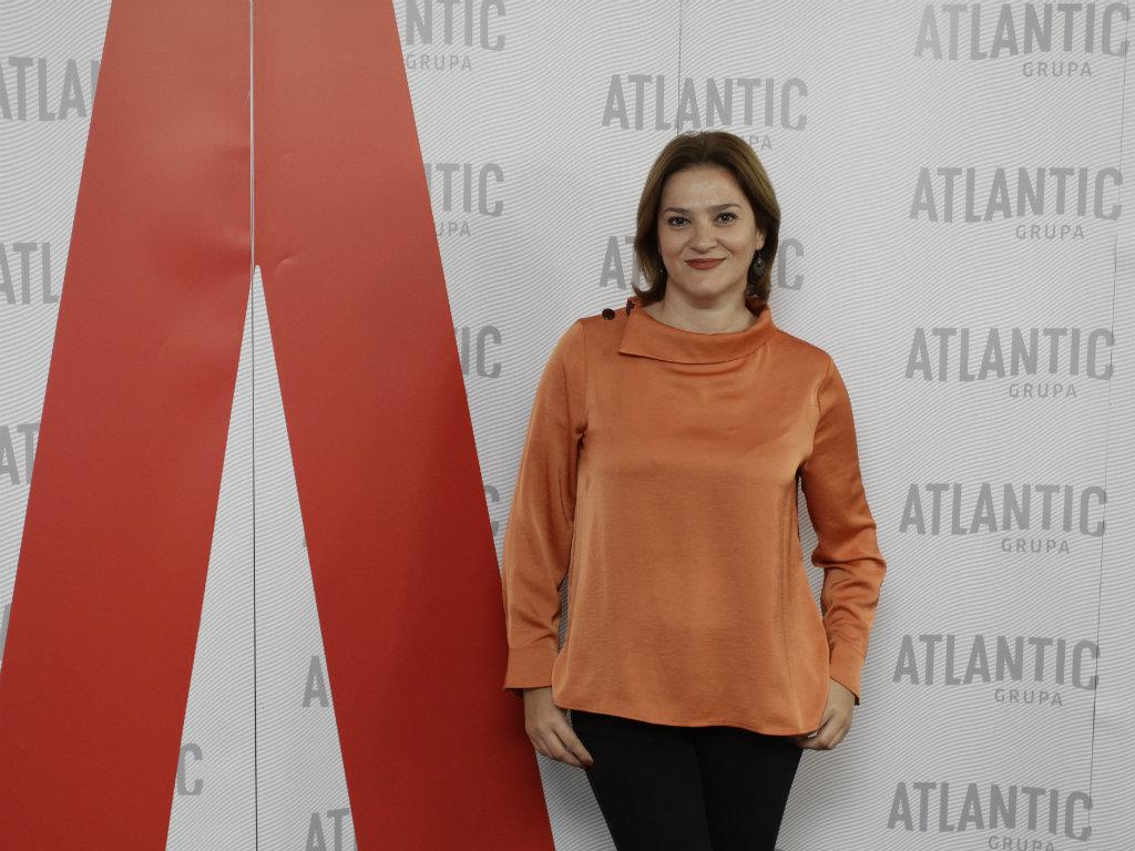 Elizabeta Mirčevska, Atlantic Grupa - Dobrobit i zadovoljstvo zaposlenih uvek su nam na prvom mestu