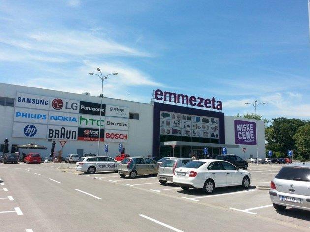 kika beograd mapa eKapija | First Emmezeta department store opened in Belgrade  kika beograd mapa