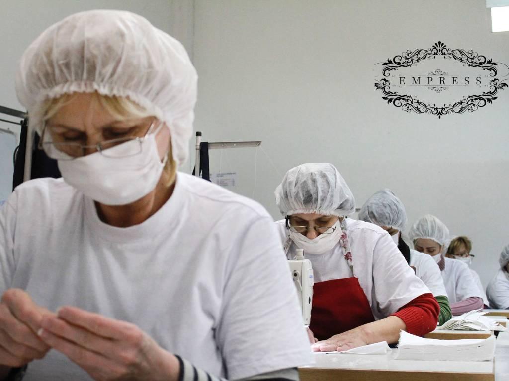 Empress iz Zenice planira povećanje kapaciteta za 30% -  Uskoro novi proizvodi iz vlastite linije odjeće za baštovanstvo