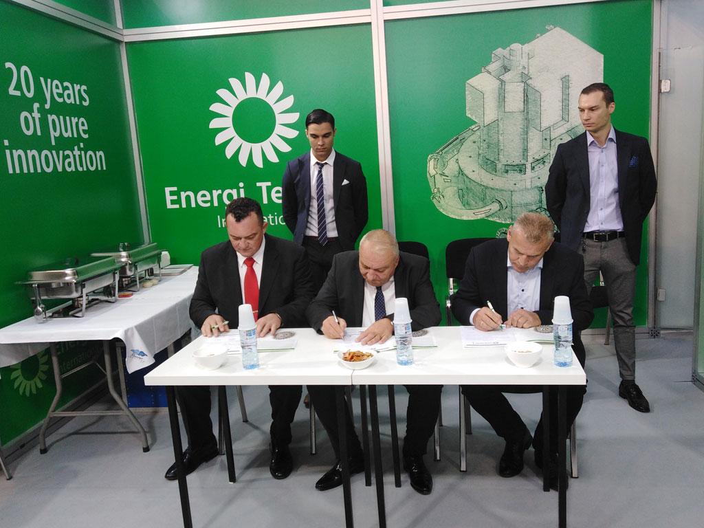 Norveški Energi Teknikk potpisao ugovor o strateškom partnerstvu sa D-company iz Babušnice - Srbija na putu ka kompletnoj proizvodnji opreme za male hidrocentrale