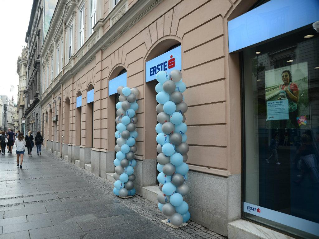 Otvorena nova filijala Erste Banke u Knez Mihailovoj - Savremeno bankarstvo prilagođeno potrebama klijenata