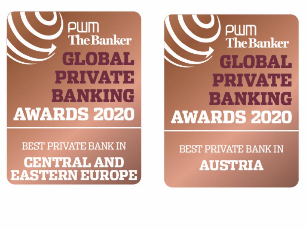 Erste dobitnik nagrada za najbolju privatnu banku u regionu CIE i Austriji