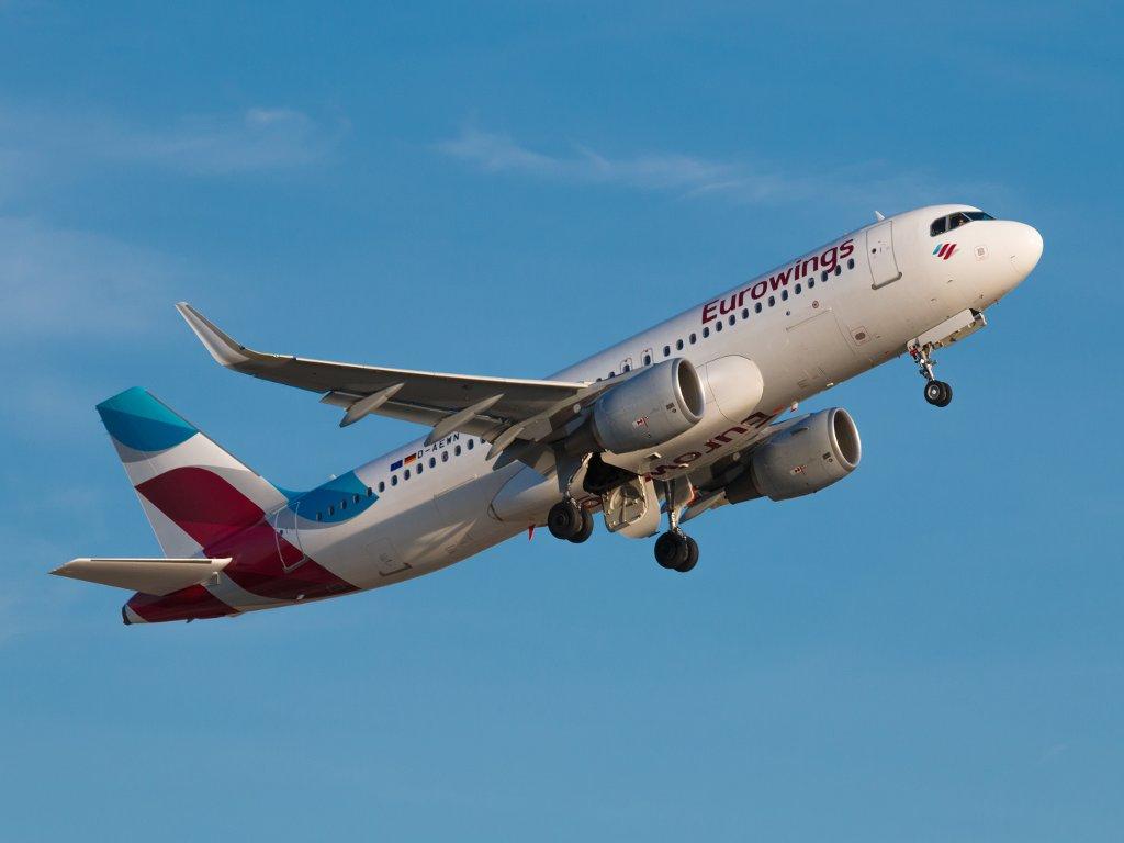 Eurowings se vraća u BiH - Letovi između Kelna i Sarajeva od 2. juna
