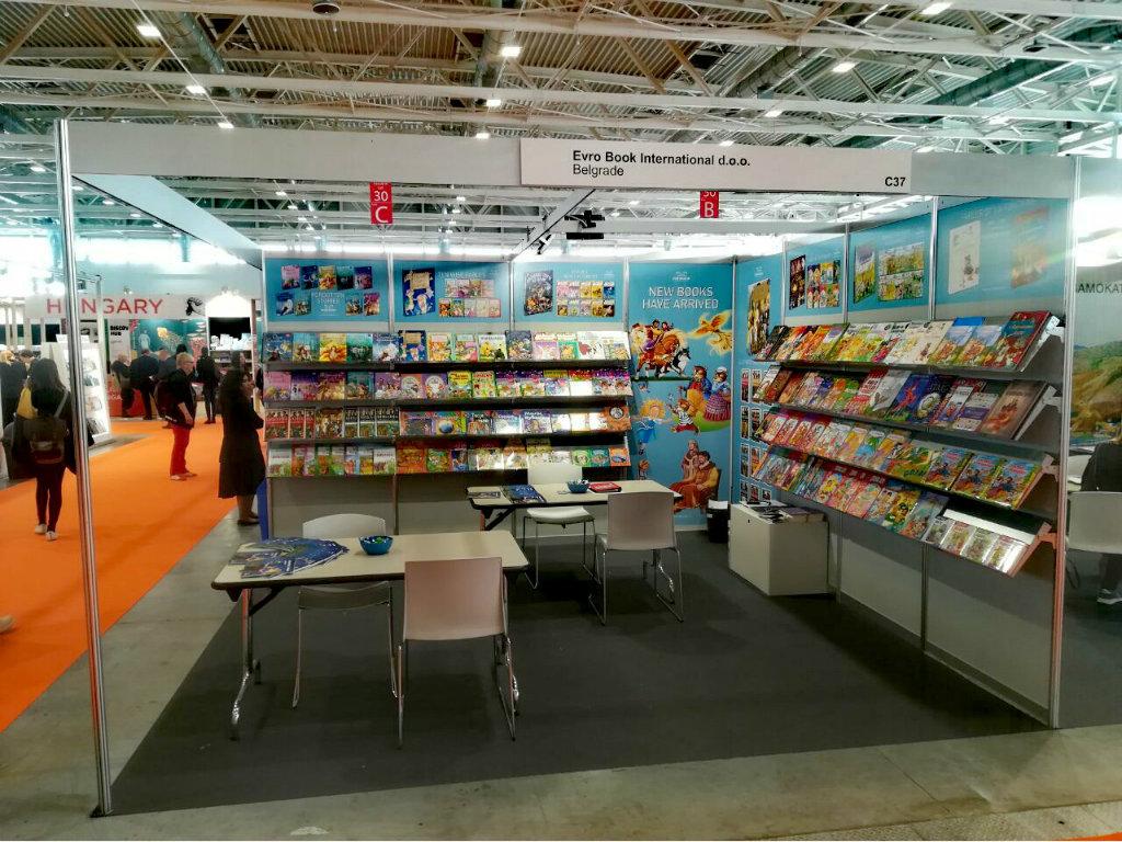 Evro Book na 56. međunarodnom sajmu knjiga za decu u Bolonji - Prilika za promociju srpskih autora i ilustratora