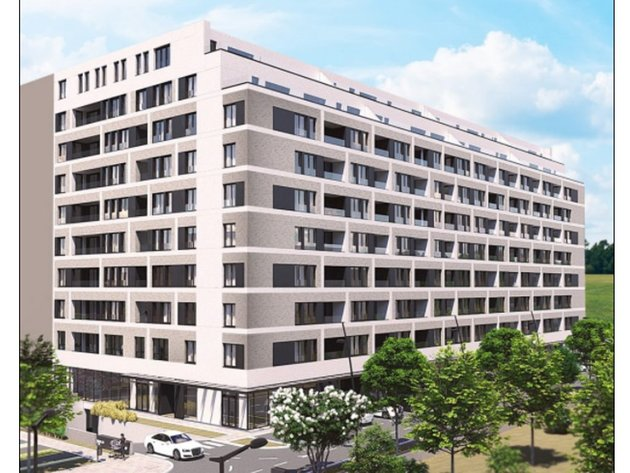 New housing concept at EX ING HOME 65 residential-office complex