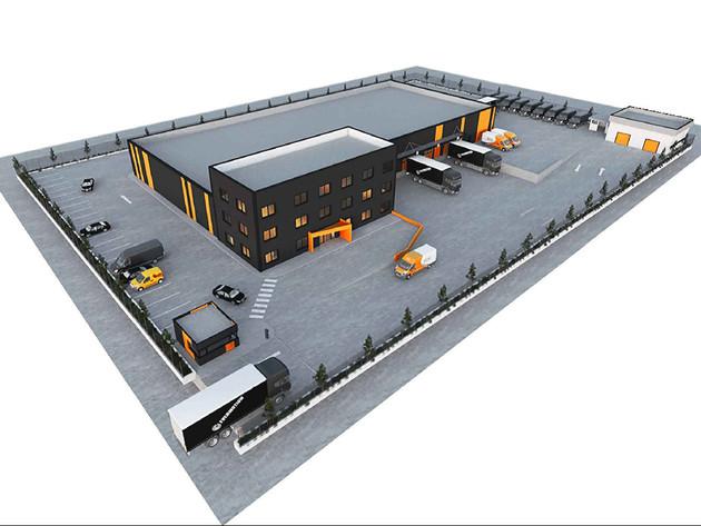 Express One logistički centar