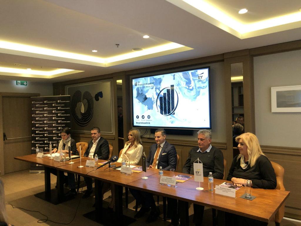 """U konkurenciji za nagradu EY Preduzetnik godine 30 privrednika - Priprema za """"olimpijadu"""" preduzetništva u Monte Karlu"""