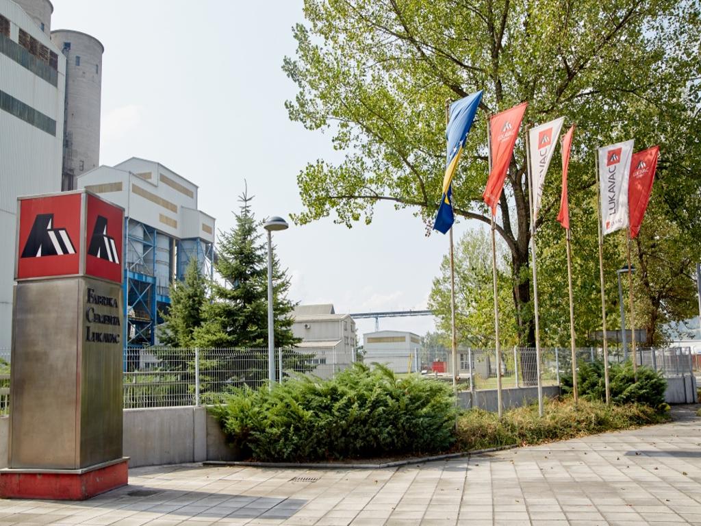 Fabrika cementa Lukavac sa 3,2 mil KM neto dobiti u prvoj polovini 2018.