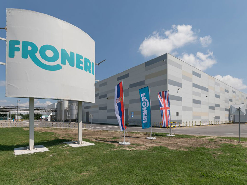 Otvorena fabrika sladoleda Froneri Adriatic - U modernizaciju pogona u Staroj Pazovi uloženo 20 mil EUR