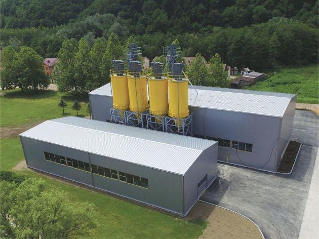 Fabrika hidrata
