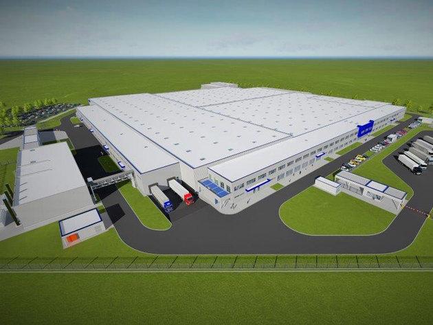 Future look of Leoni plant in Kraljevo
