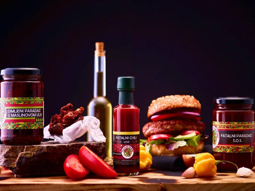 Fatalni začini osvajaju domaće tržište - U planu kooperanti za paradajz i slatku papriku i gradnja sušare