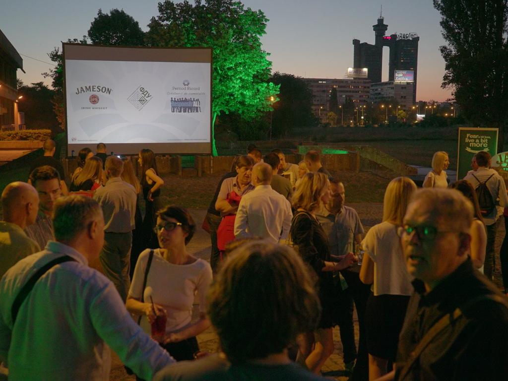 Nove besplatne projekcije u okviru letnjeg bioskopa FDU-a