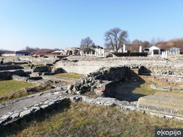 Romuliana-Tage im römischen Kaiserpalast vom 20. bis 25. August