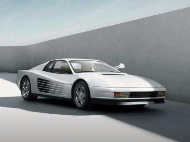 Švajcarska kompanija Officine Fioravanti najavljuje novi Ferrari Testarossa (VIDEO)