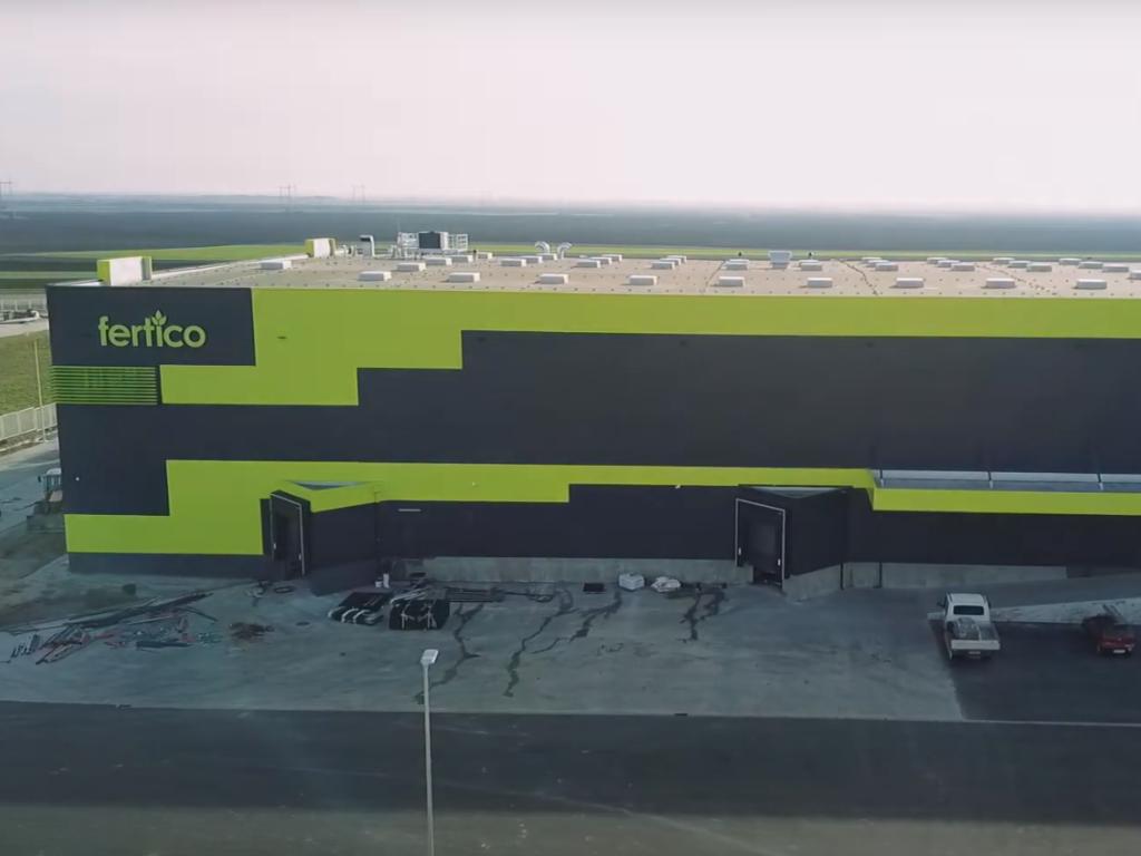 Kompanija Fertico otvorila proizvodni pogon specijalizovanih đubriva u Inđiji - Investicija vredna 6,5 mil EUR