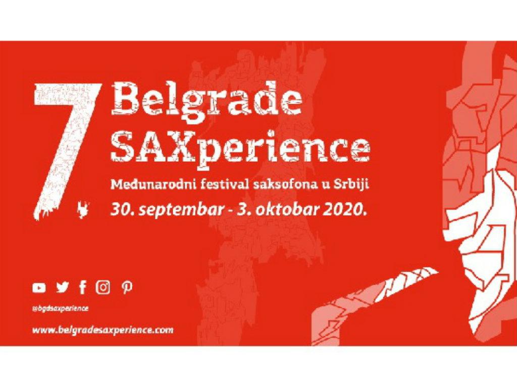 Belgrade SAXperience od 30. septembra do 3. oktobra u Beogradu
