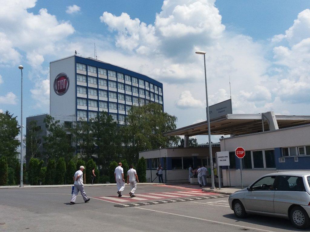 Najveći izvoznici u Srbiji Fiat i Železara