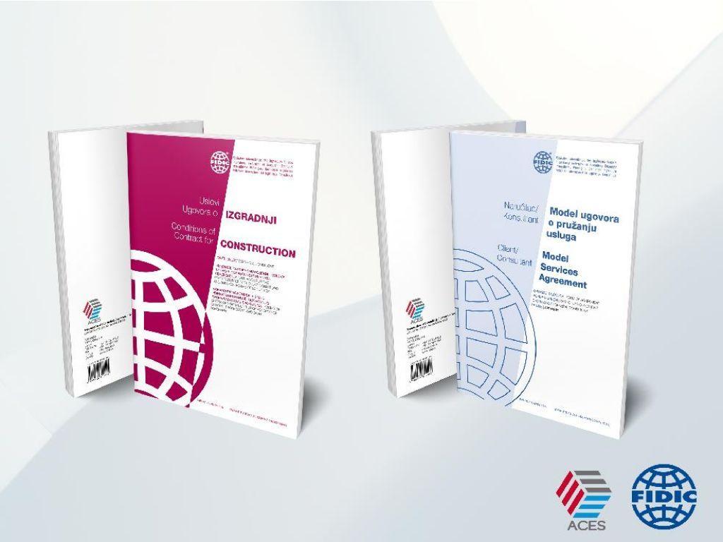 FIDIC izdanja iz 2017. godine sada i na srpskom jeziku