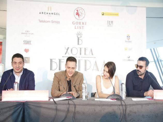 "Promocija najboljeg iz Srbije kroz film ""Hotel Beograd"""