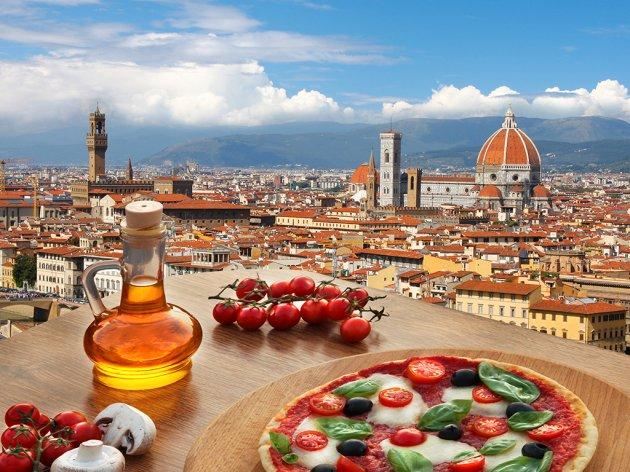 Rustikalna fokača, pogača na italijanski način