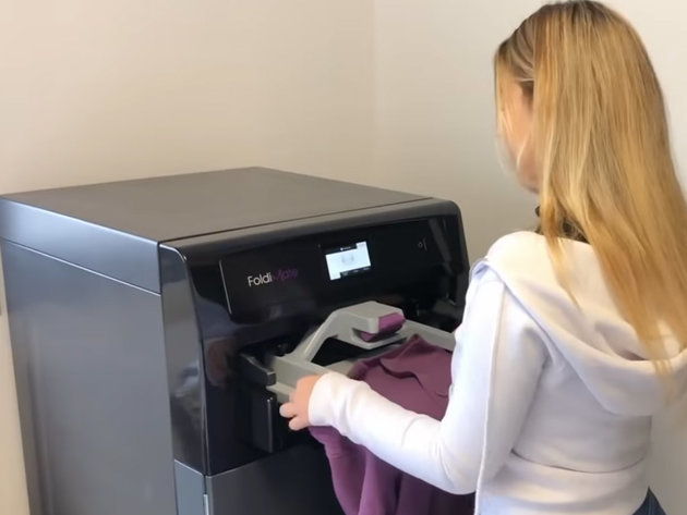 Kućni aparat budućnosti - FoldiMate savija i slaže veš umjesto vas (VIDEO)