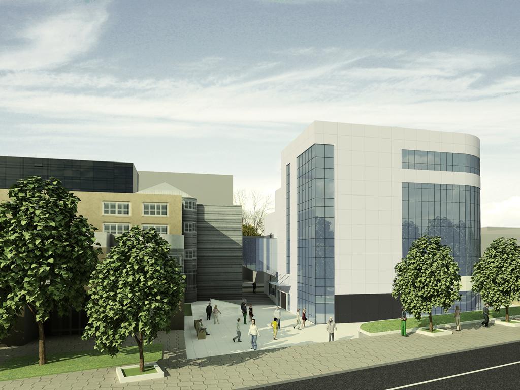 Nova zgrada FON-a biće završena u novembru - U planu i nove prostorije za ETF