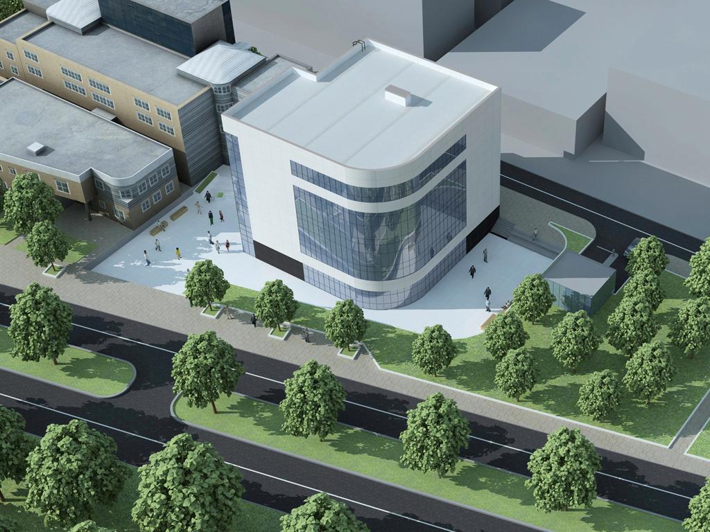 Uskoro gradnja nove zgrade FON-a na 6.000 m2 - Potpisan ugovor sa izvođačima, investicija vredna 6,59 mil EUR