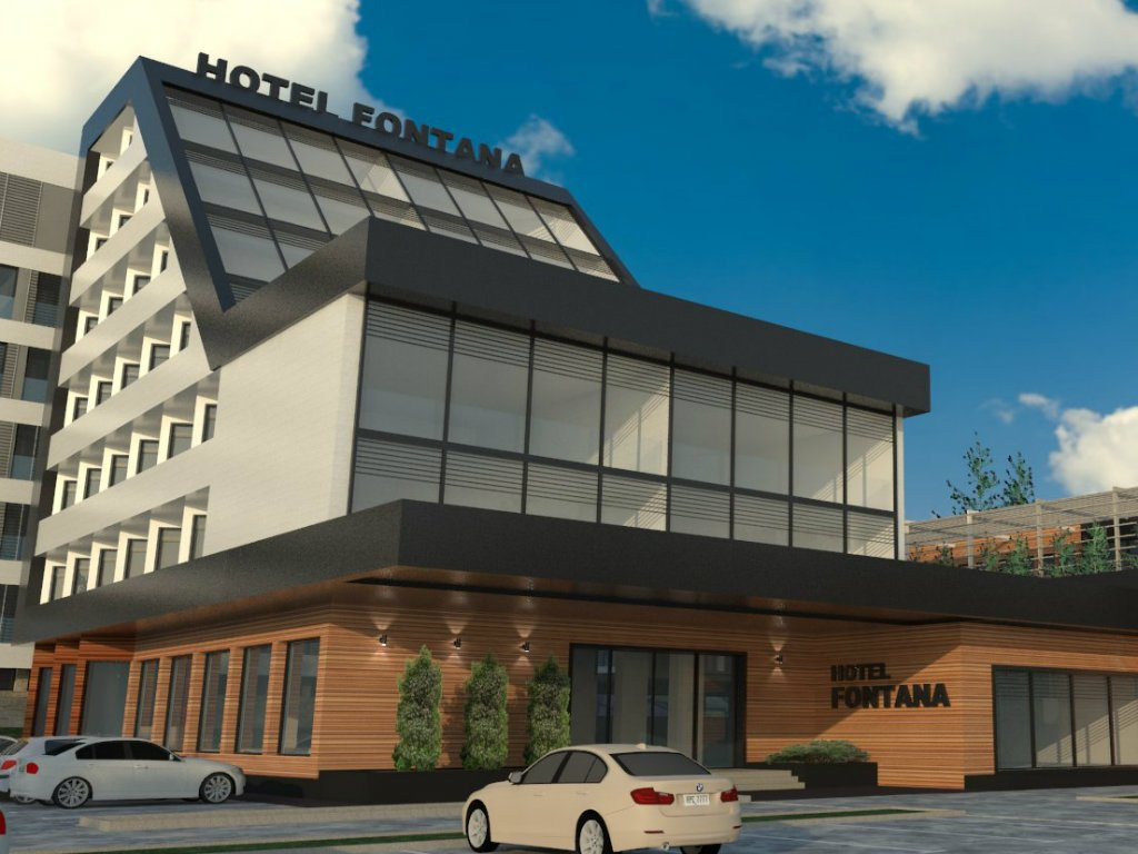Hotel Fontana in Vrnjacka Banja to get a new look from May 1 – Reconstruction worth EUR 4 million