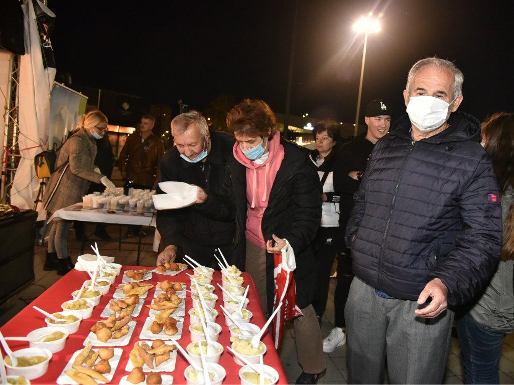 Crnogorska kuhinja predstavljena na festivalu Food  Planet u Novom Sadu