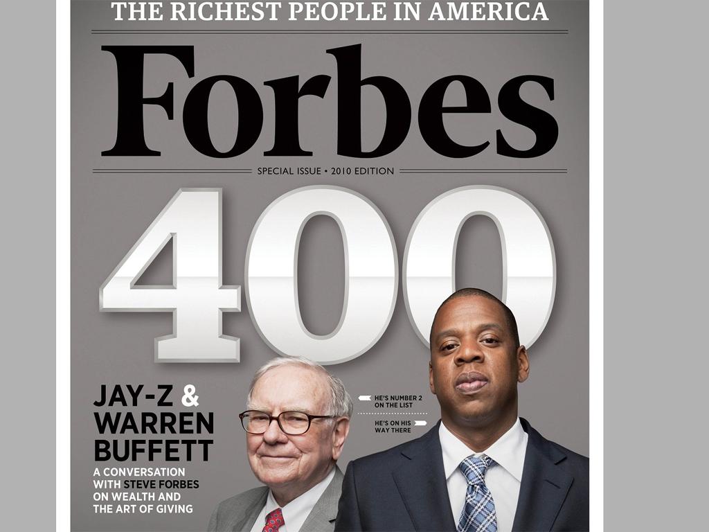 """""""Forbes"""" stiže u Srbiju u martu 2015."""