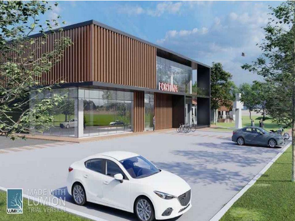 Novi tržni centar gradiće se u Topoli - Fortuna Centar sa marketom, igraonicom, teretanom i kafeom