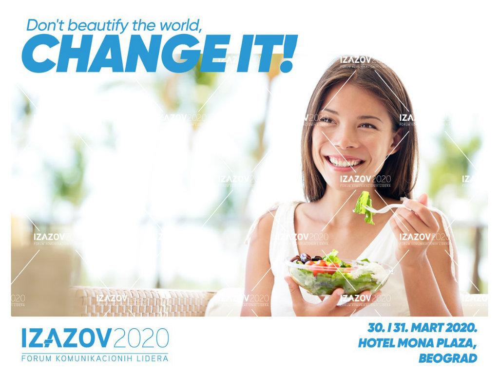 Forum Izazov 30. i 31. marta u hotelu Mona Plaza u Beogradu