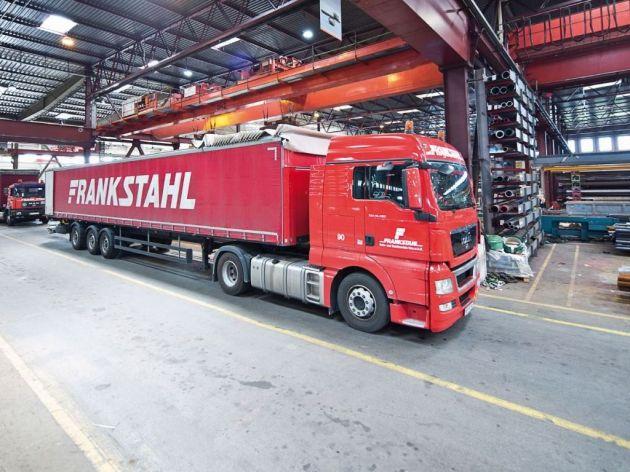 Frankstahl - Pouzdani dobavljač sa više od 70 godina iskustva u prometu čelika, aluminijuma, inoksa...